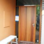 Cedar Entry