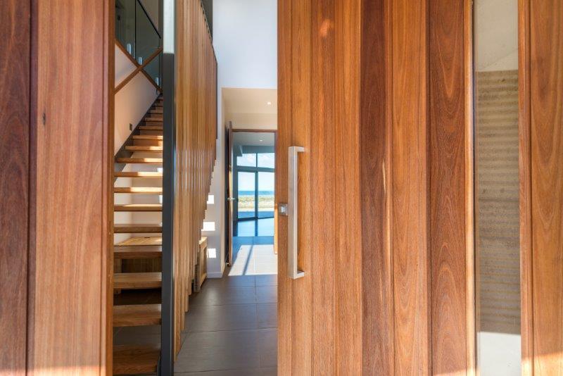 Spoted Gum Entry & JK Windows u0026 Doors: Bifolds Melbourne | Entrance | Sliding | JK ...